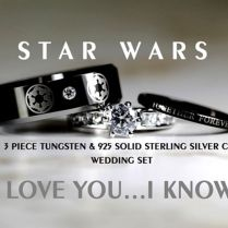 Top Five Most Badass Wedding Rings For Movie Geeks!