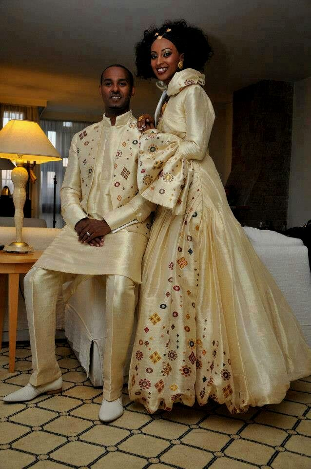 African Wedding Dress For Sale