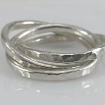 Trendy Wedding Rings In 2016 Russian Wedding Rings In Silver