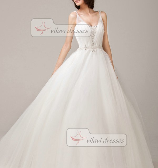 Tulle Wedding Dresses, Tulle Wedding And Ball Gown On Emasscraft Org