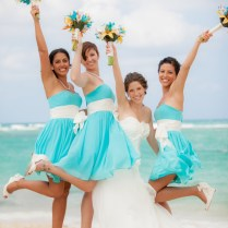Turquoise Dress, Bridesmaid And Beach Weddings On Emasscraft Org