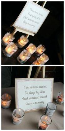 Unique Wedding Memorial Ideas In Loving Memory