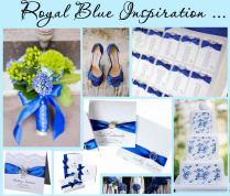 Vibrant Royal Blue Wedding Colour Themes And Blue Wedding