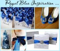 Vibrant Royal Blue Wedding Colour Themes And Blue Wedding
