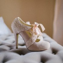 Vintage Style Wedding Shoes (25)