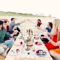 Virginia Beach Wedding With Oysters