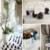 Wedding Simple Winter Wedding Ideas