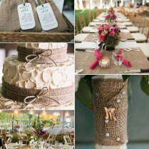 Wedding Wedding Ideas Using Burlap