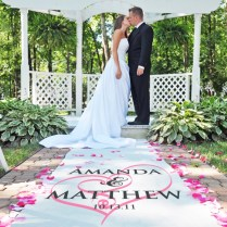 Wedding Aisle Runners Magnificent Wedding Ceremony Runners