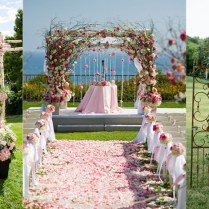 Wedding Arch Decor On Decorations With 26 Floral Wedding Arches