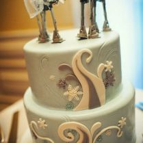 Wedding Cake Toppers For All