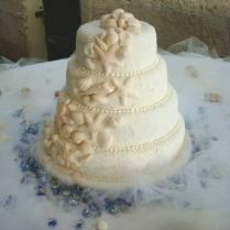 Wedding Cakes, Beach Wedding Cakes And Beach Themes On Emasscraft Org