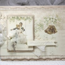 Wedding Card – Vintage Wedding » Pion Design's Blog