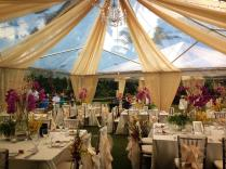 Wedding Ceiling Drapes