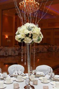 Wedding Centerpiece Vases Amusing Tall Wedding Centerpiece Vases