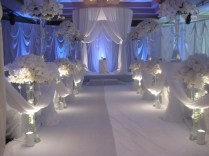 Wedding Ceremony Decorations Ideas Indoor