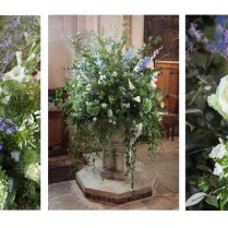 Wedding Church Flowers
