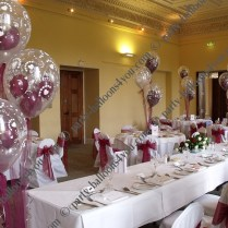 Wedding Decoration Balloons On Decorations With Wedding Balloons