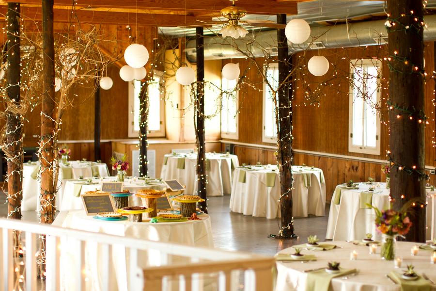 Small Tree Centerpieces Weddings