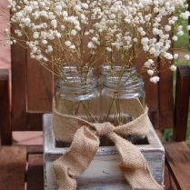 Wedding Decoration Ideas Rustic Country Wedding Reception
