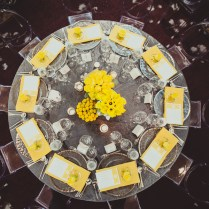 Wedding Decoration Ideas Yellow And Gray