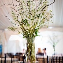 Wedding Decorations Using Tree Branches