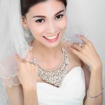 Wedding Dress Necklace
