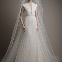 Wedding Dress Tulle Overskirt