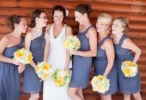 Wedding Dress With Chuck Taylors