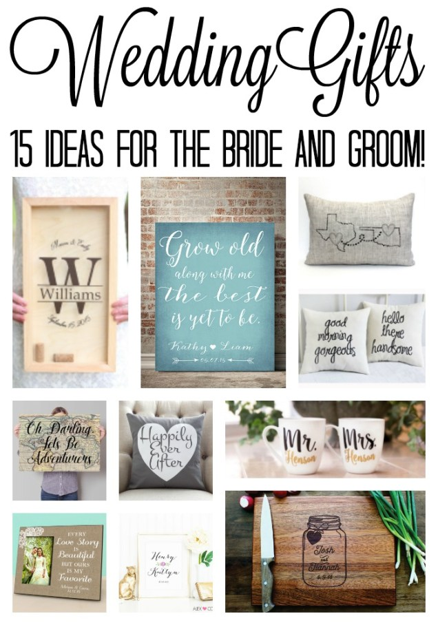 Wedding Gift For Groom Ideas