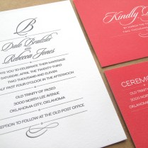Wedding Invitations Traditional Designs