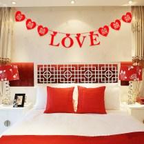 Wedding Night Room Decoration Ideas Penganten Developer