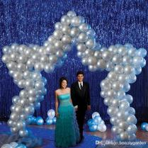 Wedding Party Tinsel Curtain 1m 4m Portiere House Portiere Stage