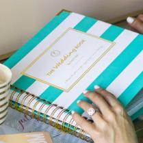 Wedding Planner Book Wedding Book Keepsake Organizer Wedding