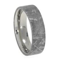 Wedding Rings Incredible Beauty Mens Meteorite Wedding Rings