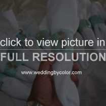 Wedding Tag Napkin Rings