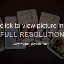 Wedding Tag Numbers