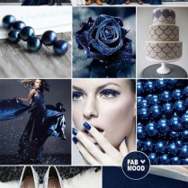 Wedding Trends}blue Wedding Color Themes For Winter 2013 2014