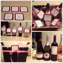 Wine Baskets, White Wines And Bridal Shower On Emasscraft Org