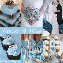 Winter Wedding – What's Your Color