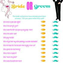 1000 Ideas About Bridal Shower Questions On Emasscraft Org
