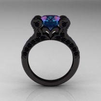 1000 Ideas About Gothic Wedding Rings On Emasscraft Org