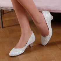 1000 Ideas About Lace Wedding Shoes On Emasscraft Org