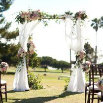 1000 Ideas About Outdoor Wedding Altars On Emasscraft Org