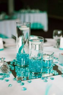 1000 Ideas About Peacock Wedding Centerpieces On Emasscraft Org