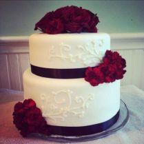 1000 Ideas About Red Round Wedding Cakes On Emasscraft Org
