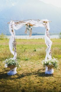 1000 Ideas About Rustic Wedding Arbors On Emasscraft Org
