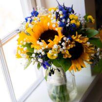 1000 Ideas About Sunflower Wedding Centerpieces On Emasscraft Org