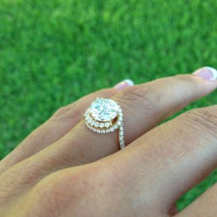 1000 Ideas About Swirl Engagement Rings On Emasscraft Org