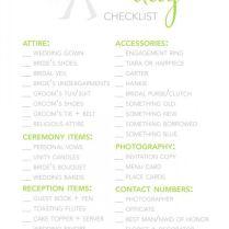 1000 Ideas About Wedding Day Checklist On Emasscraft Org